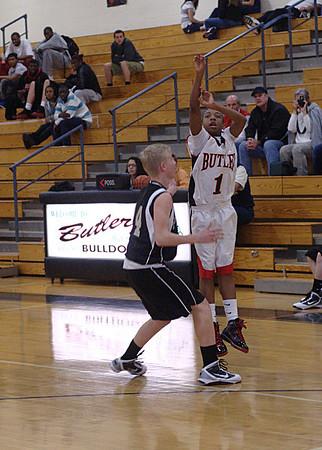 02/05/2010 - BHS Boys JV Basketball - Butler VS Providence