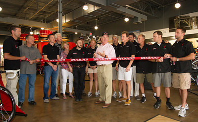 Cycle Sports Concepts Grand Opening