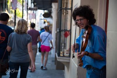 French Quarter Street Photography Workshop
