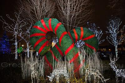 Newport Jersey City Tree Lighting