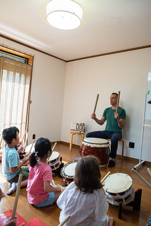 Grade 1 - Taiko Drumming