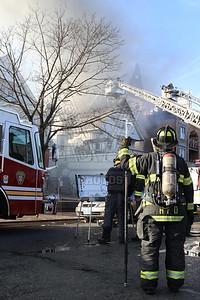 Hartford, Ct 2nd alarm 12/29/14