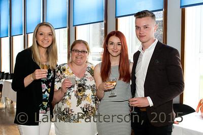 University of Nottingham Geography Graduation July 2015