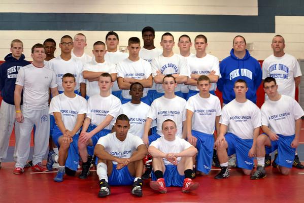Wrestling Team Pictures