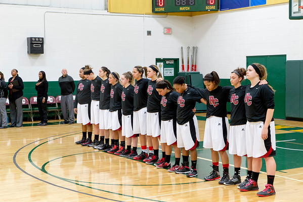 Womens Basketball vs Calvin College Feb. 12, 2014