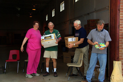 Rotary Book Drive