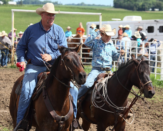 2015 SE SD 4-H Rodeo - Small Arena