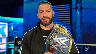 Roman Reigns - Screencaps / WWE Superstars celebrate AAPI Month