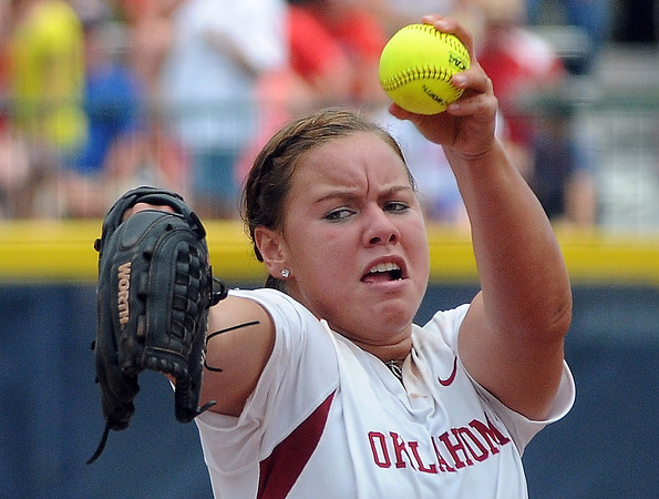 2012 WCWS OU vs Arizona St.