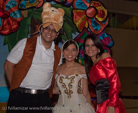 Noche de Talentos CWP 2009