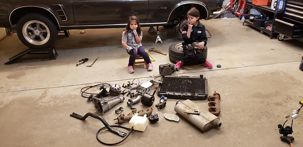 201810 Girls Garage