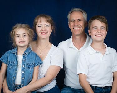 Atherton Family November 2015