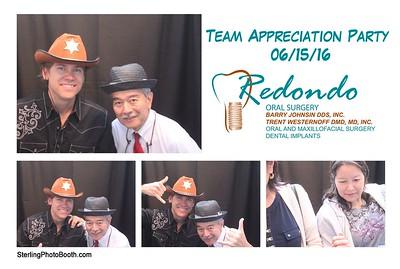 Rendondo Oral Surgery - Team Appreciation Party