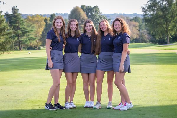 Louisville Girls Golf Seniors - Alexis