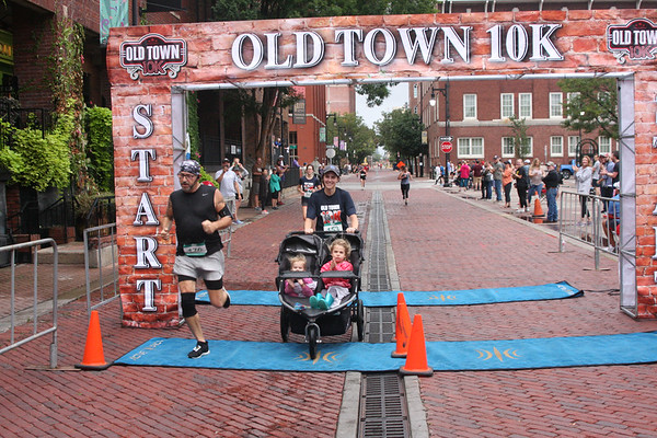 Wichita Old Town 10k 2019