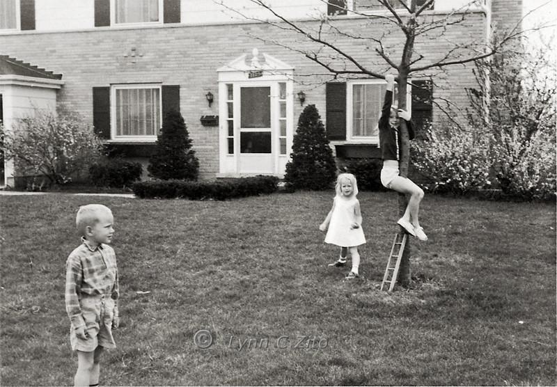 SCOTT,JOY & LYNN MAY 9, 1965