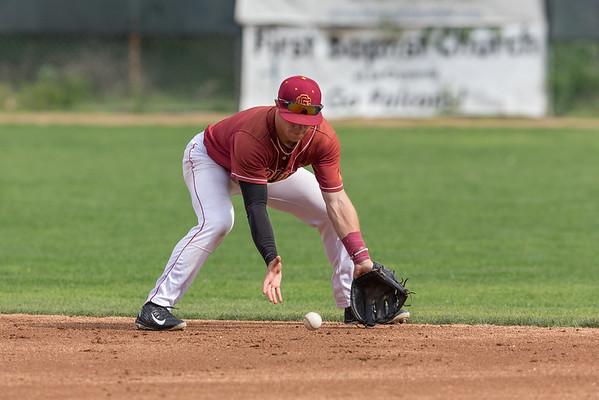 GCC Baseball vs Antelope Valley 3-10-16