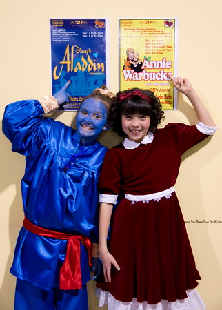 Orphan and Genie