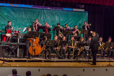 4-8-2017 Norwin Jazz Band