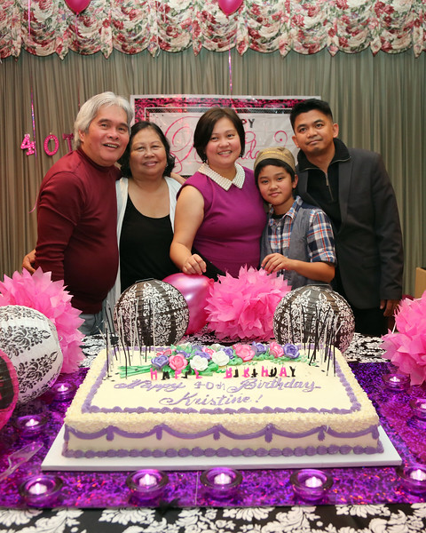 12-12-15 Kristine's 40th Birthday Party