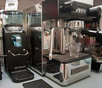 Coffee and Espresso Shots