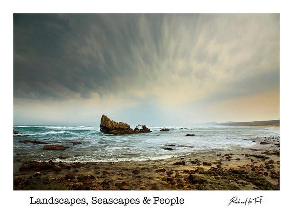 Landscapes, Seascapes & People