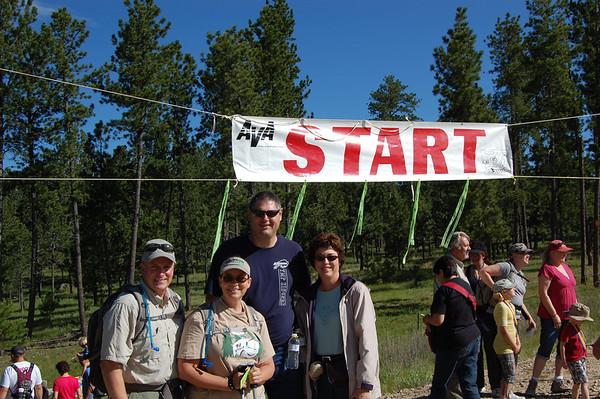 Crazy Horse Volksmarch