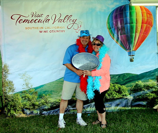 Temecula Valley Balloon Festival 2015
