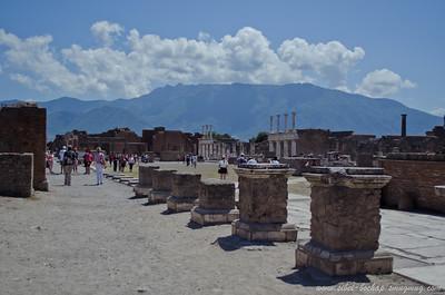 Jalan Pompeii 2011 (Color)