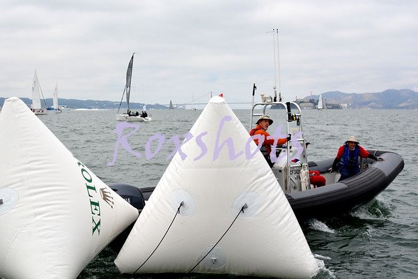 Rolex BBS, Day #1, Thurs. 9/17/15 from the committee boat Anabel on the TI course