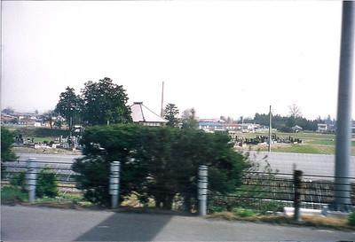 Racing in Motegi Japan 1998