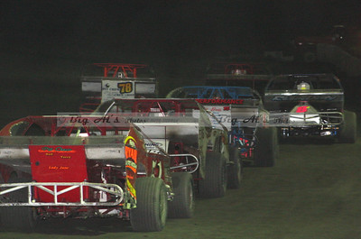 Bear Ridge Speedway 09/29/12