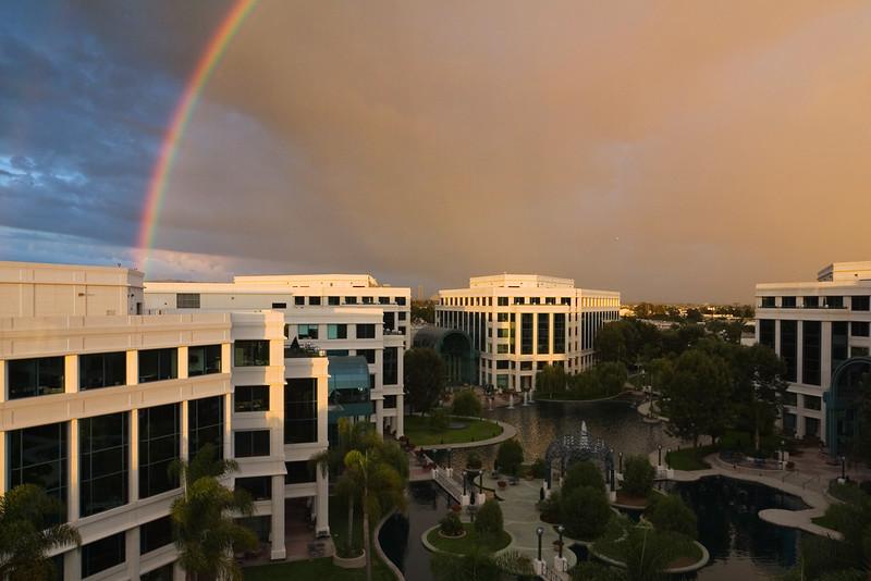 2006 10/13: Friday the 13th Rainbow