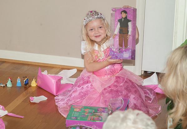 Payden Elise Bartella 3rd Birthday