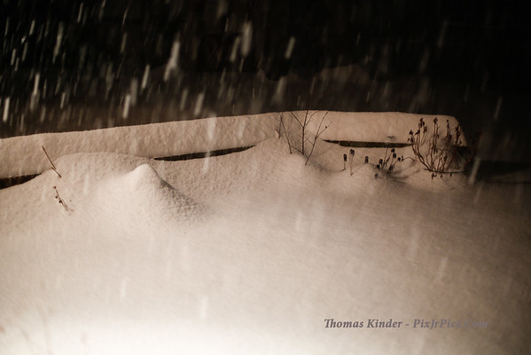 Snow February 13-14, 2014