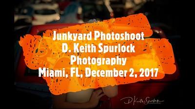 Junkyard Photoshoot Videos