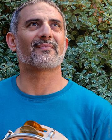 Faisal Zeden, Arabic percussion