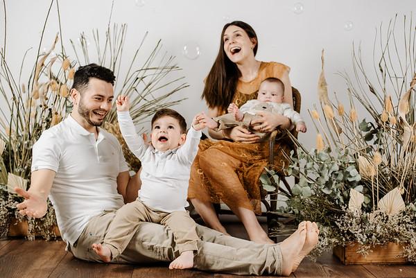 Family Giulia e Daniele