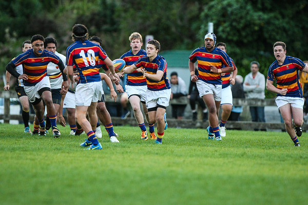 Tawa Colts V Tawa College XV - 30 March 2015