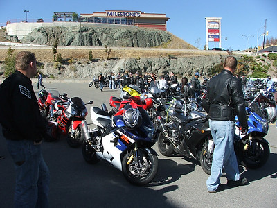 Kamloops Toy Run 2007