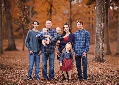 Shana Martin Family Fall 2019