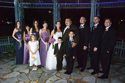 Trae and Candice's  Wedding Photos