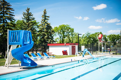 Alexandra Outdoor Pool and Spray Park