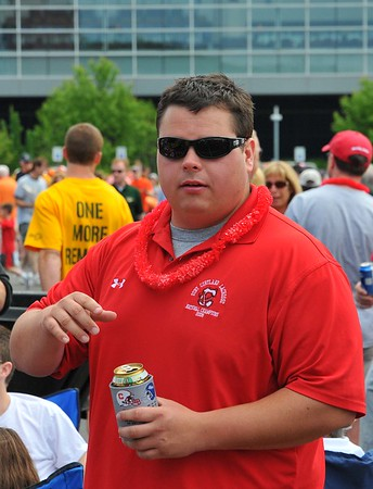 Cortland Pre-Game Tailgate Party