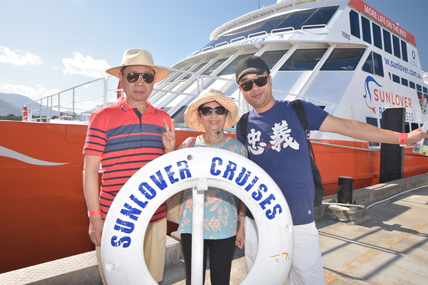 Sunlover Cruises 17th February 2020