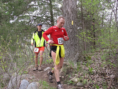 Ice Age 50 Trail Run