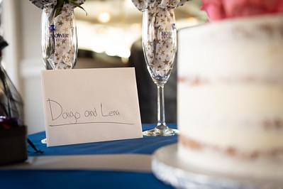 Lena & Daigo Hornblower Wedding