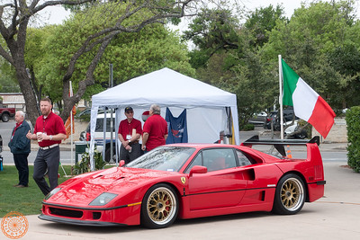 2019 Boerne Italian Car & Bike Show