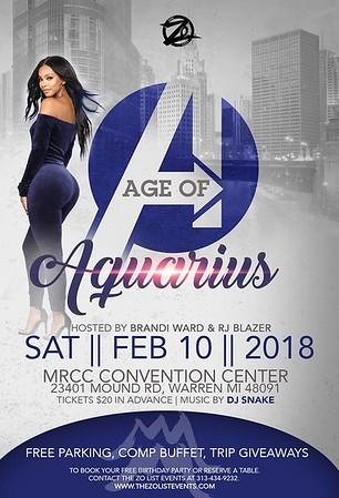 MRCC Convention Center 2-10-18 Saturday