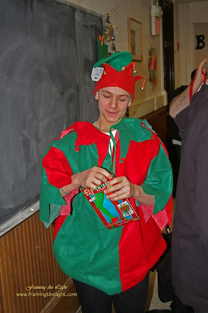 Christmas at St. Benedict's Prep